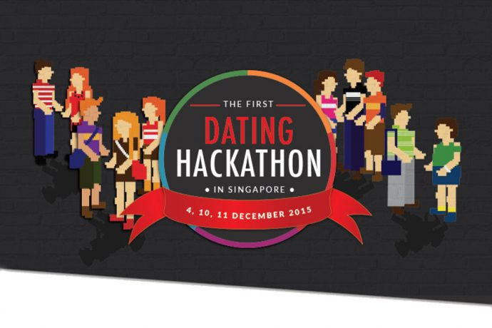The first dating hackathon in Singapore. 4, 10 and 11 December 2015.
