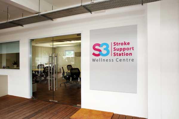 Stroke Support Station