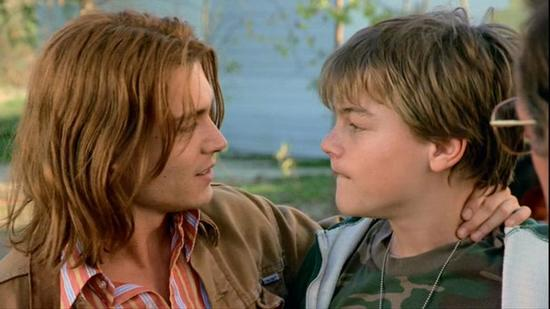 Still from What's Eating Gilbert Grape