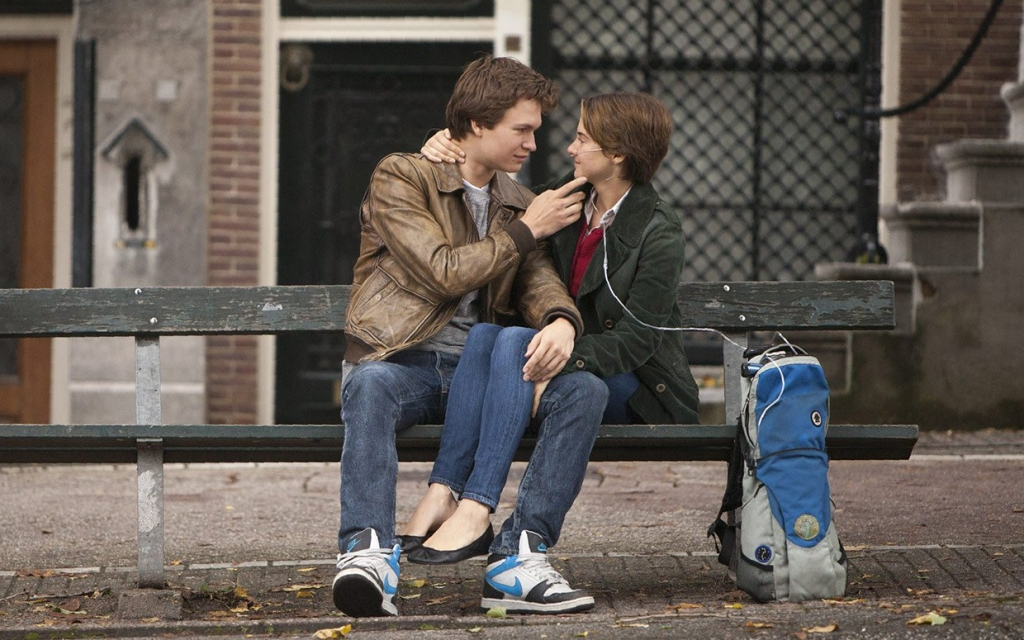 Still from The Fault in Our Stars