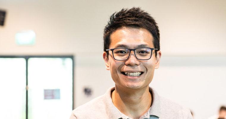 Danny Chen, Graduate Recruiter