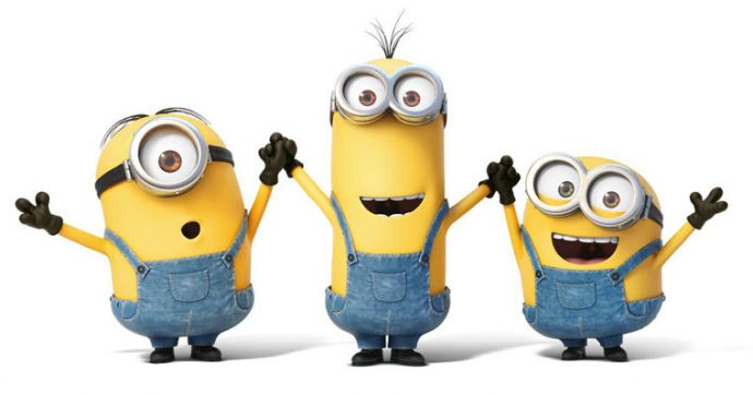 Image of Minions characters