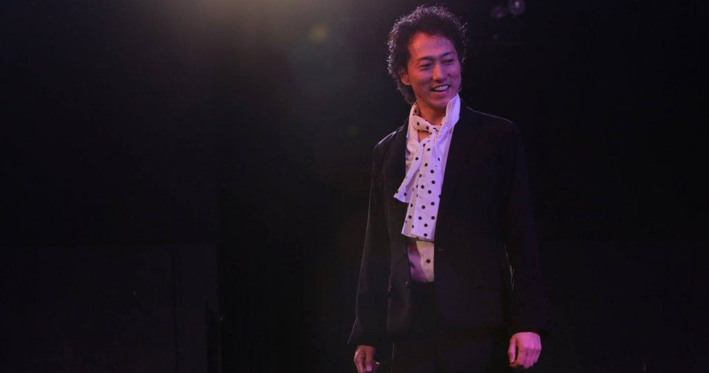 Hiroki Sato at the Singapore Flamenco Festival 2016