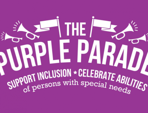 Purple Parade@Enabling Village (26 Oct)