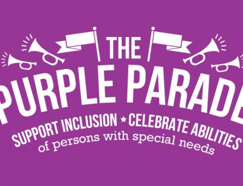 Purple Parade@Enabling Village (26 Oct)