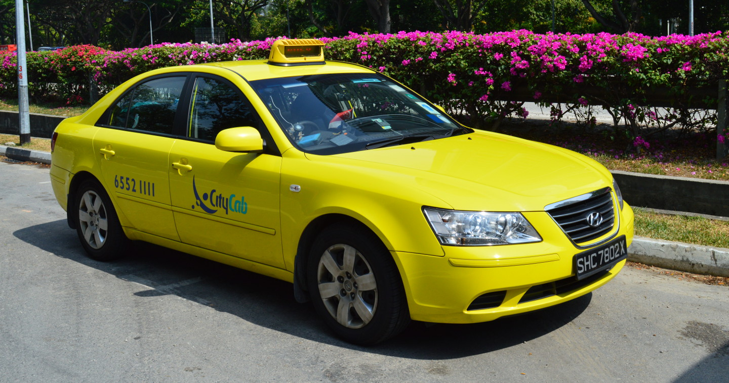 Photo of CityCab in Singapore