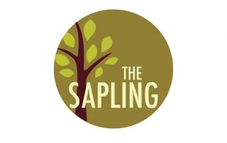The Sapling logo