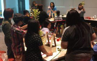 Enabling Village - Floral Workshop